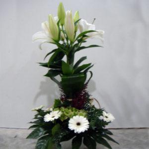 centro de flores sabrina